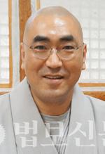불교상담개발원장 가섭 스님.